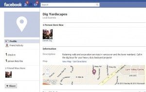 Why you should have a Facebook Places page for your small business