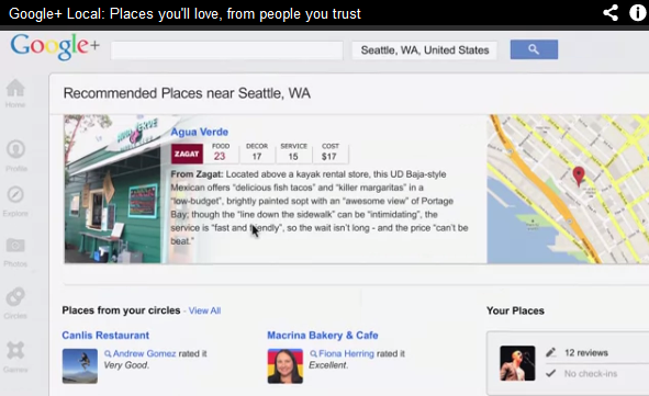 Google + Local Profile You Can Be Proud Of