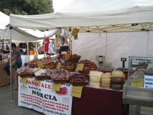 Farmer's market Italy