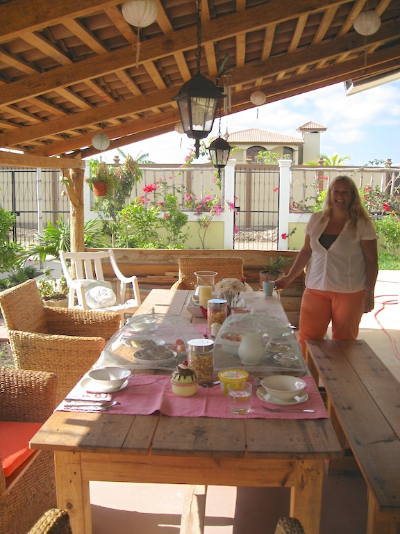 Hostess with the mostest – Esther runs a gorgeous B&B in Esteli that makes you never want to leave and tell all your friends (or at the very least Trip Advisor). Marketing gold!