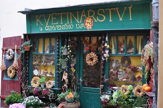 The most charming flower shop in the world?